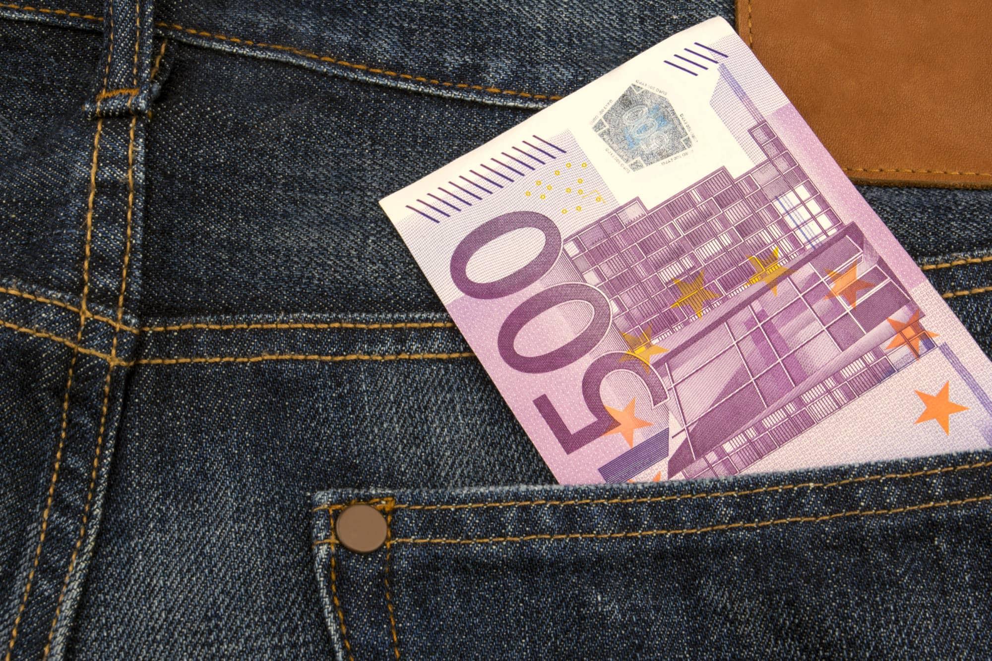 500 Euro sparen