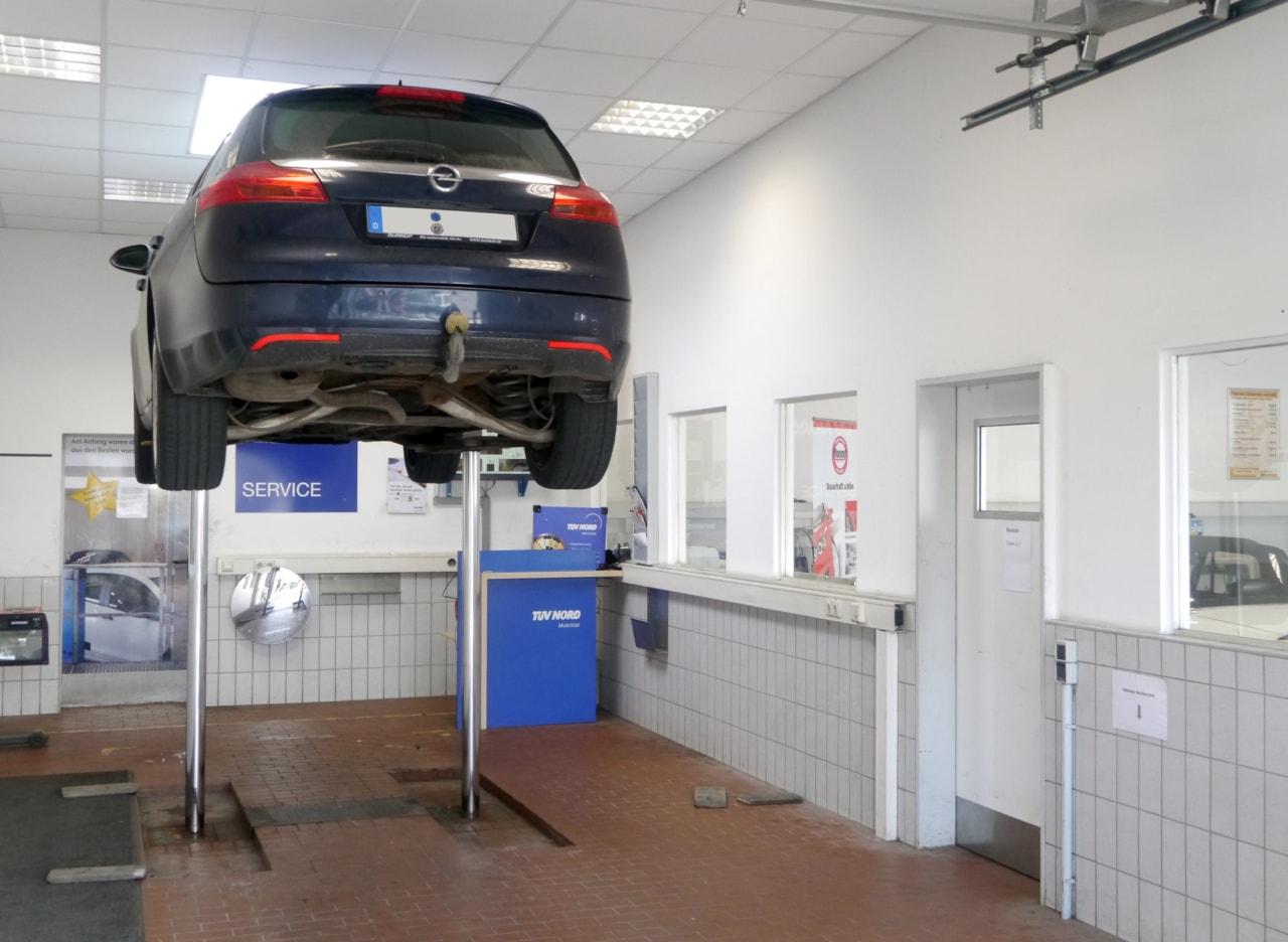 TÜV Autohaus Benkel