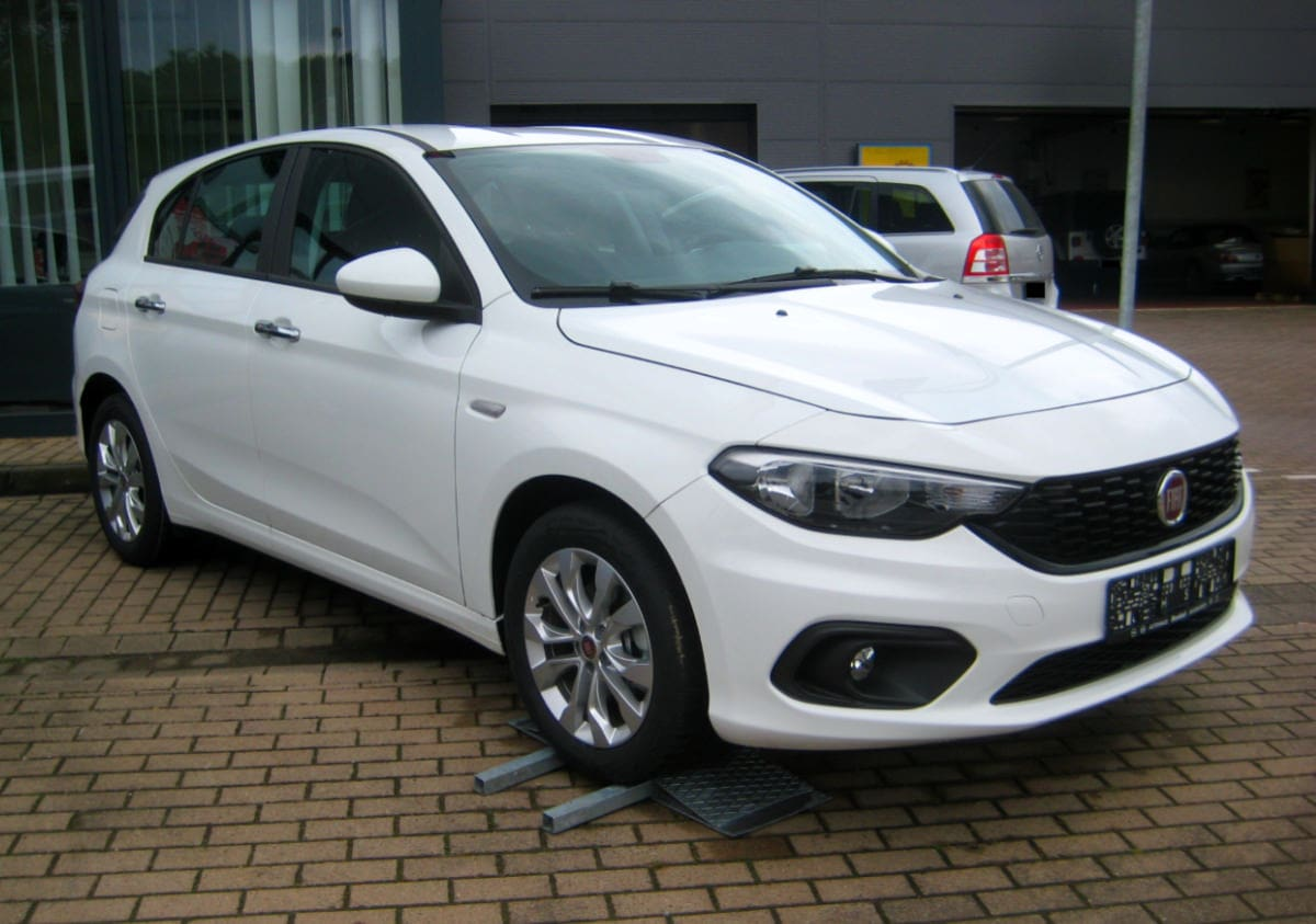 Fiat Tipo Weiss