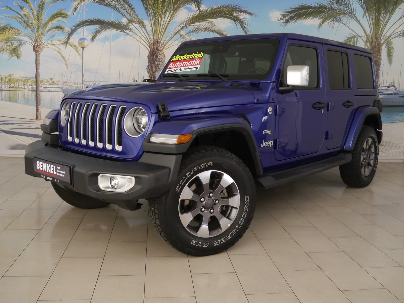 Jeep Wrangler 4x4 Offroad