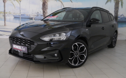 Ford Focus Turnier 1.5 ST-Line, 134 KW (182 PS)